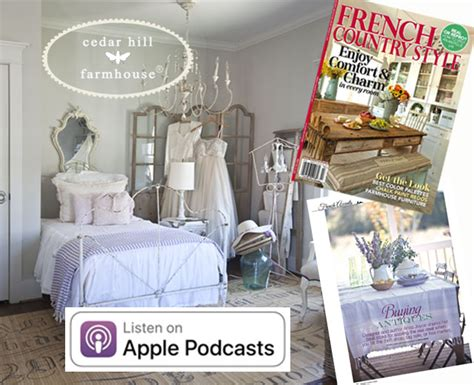 french country style magazine feature cedar hill farmhouse the scoop 273 cedar hill farmhouse