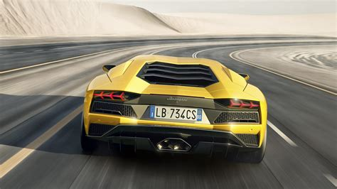 Lamborghini Aventador Prototype Lamborghini Aventador S Vs 2018 Huracan Performante