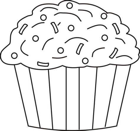 easy cupcake coloring pages yummy cupcake 20 cupcake coloring pages free printables