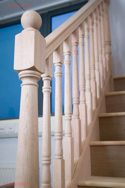 spindle banister oak stair parts offer oak banister parts