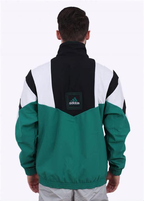 Adidas Originals Eqt Track Jacket Greenwhiteblack Aj7344 1 cheap gt green adidas originals jacket adidas slim fit track sports bags nike