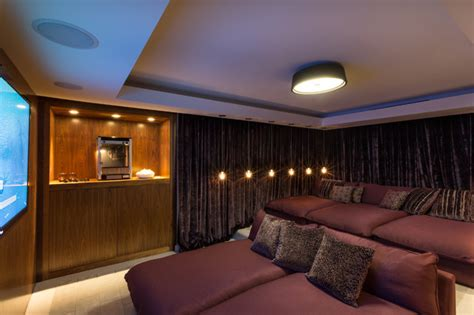 theater with beds image gallery home theater beds