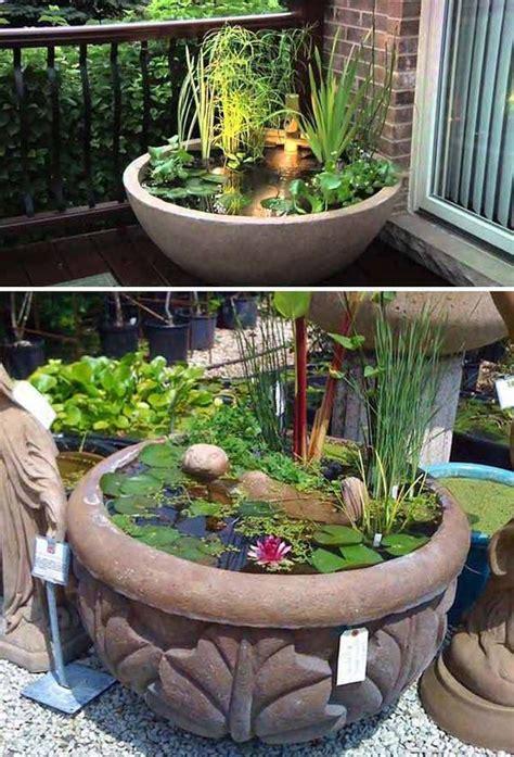 diy large pot project  garden  yard