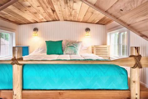 beach tiny house  tiny digs portland hotel night