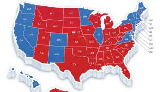 us map of 2016 election 2016 electoral map results comparing exit polls with