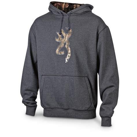 camo sweatshirts browning s buckmark camo sweatshirt 653548