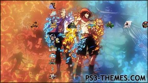 ps3 themes of naruto ps3 themes 187 search results for quot one piece quot