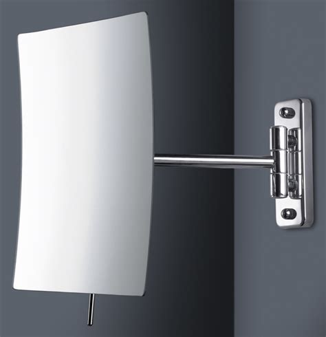 Swing Arm Bathroom Mirror Modern Swing Arm Magnifying Vanity Bathroom Mirror Hp017275 Ebay