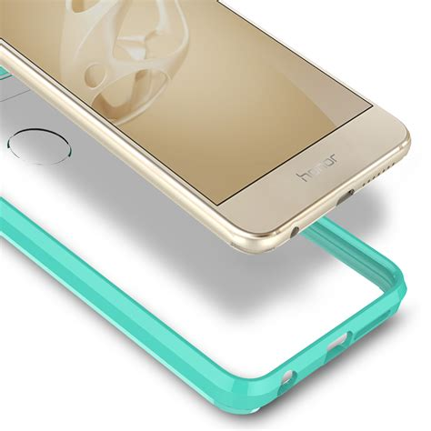 Huawei Honor 4x Soft Cover Casing Silikon Sarung Karet Transparan for huawei honor 8 back soft bumper hybrid slim phone cover ebay