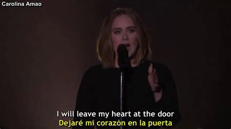 all i ask adele adele all i ask live 2016 lyrics viyoutube
