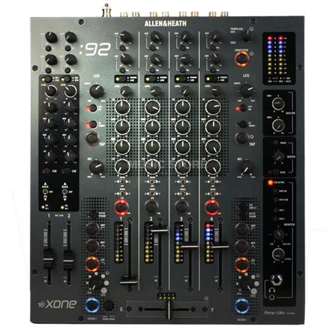 Mixer Allen Heath Bekas allen heath xone 92 professional club dj mixer