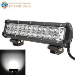 12v Led Light Bars 12 Inch 12v 24v Cree Led Work Light Bar Waterproof 5760lm 72w Led Worklight L For Truck Suv