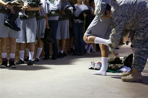Tough Love and Discipline in Brownsville ISD's Boot Camp