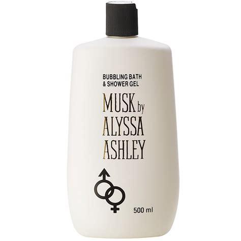 Alyssa Musk 500 Ml alyssa musk by alyssa gel doccia 500 ml