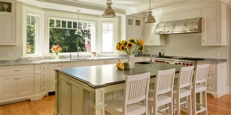 re designing a kitchen 6 tips for redesigning your kitchen countertops huffpost