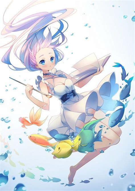 anime fish girl hina s shop độc v 224 lạ page 14 mật ngữ 12 ch 242 m sao