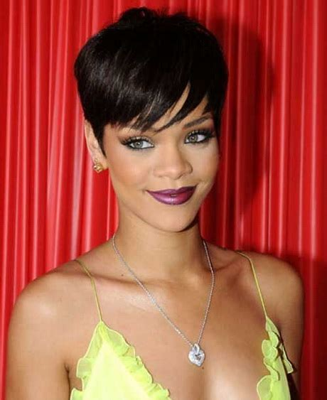 25 pictures of pixie haircuts rihanna short bob haircut 2016 short uneven hairstyles short hairstyle 2013
