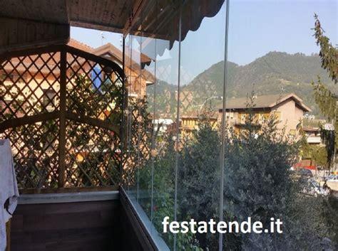 chiusura veranda con vetri chiusura balcone con vetri e tende antivento e antipioggia
