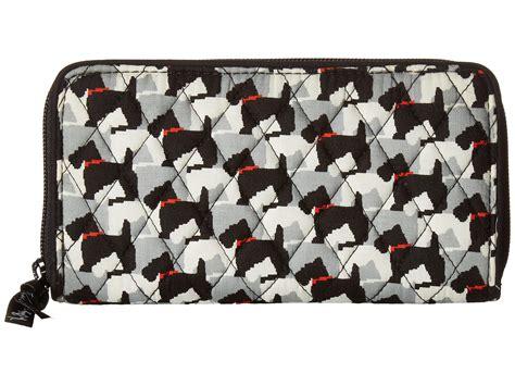 vera bradley scottie vera bradley rfid wallet scottie dogs zappos free shipping both ways