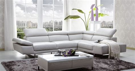 White Leather Reclining Sectional by The Best Reclining Sofa Reviews White Leather Sectional