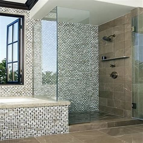 Bathroom Tile Pictures Ideas stylish decorating ideas using mosaic glass tiles