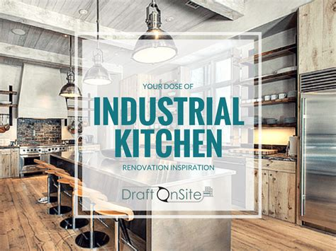 5 stunning looks to feed your industrial kitchen
