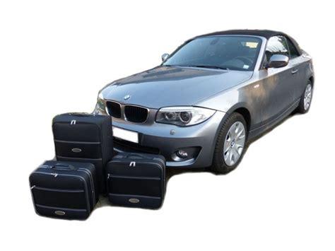 Bmw 1er Cabrio Kofferset roadsterbag kofferset f 252 r bmw 1er cabrio e88 bmw