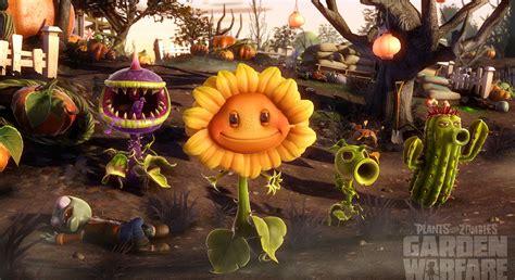 Ps4 Plants Vs Zombies Garden Warfare by Mi Guia De Desafios De Batalla Patio En