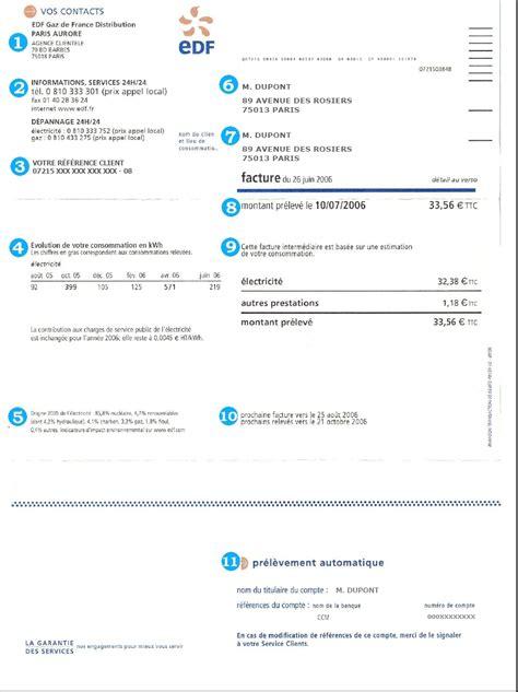 R Siliation Edf Lettre Type estimation facture gaz contrat gaz prix fixe sans