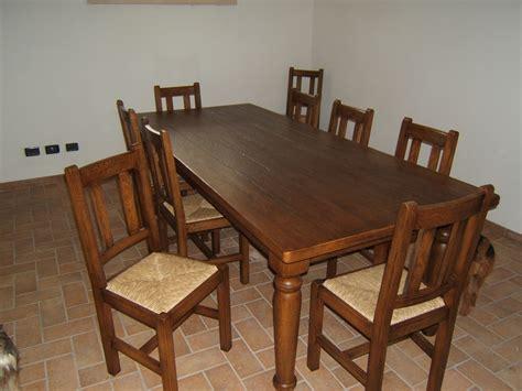 tavoli verona tavoli in legno su misura fadini mobili cerea verona
