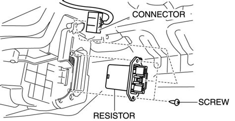 2008 mazda tribute blower motor resistor location cabin air filter location mazda millenia get free image about wiring diagram