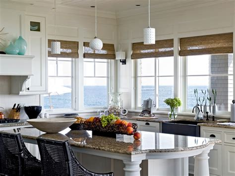 Coastal Kitchen Designs Coastal Kitchens Hgtv