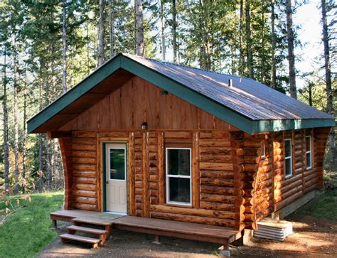Your Cabin by Building Your Own Log Cabin Survival