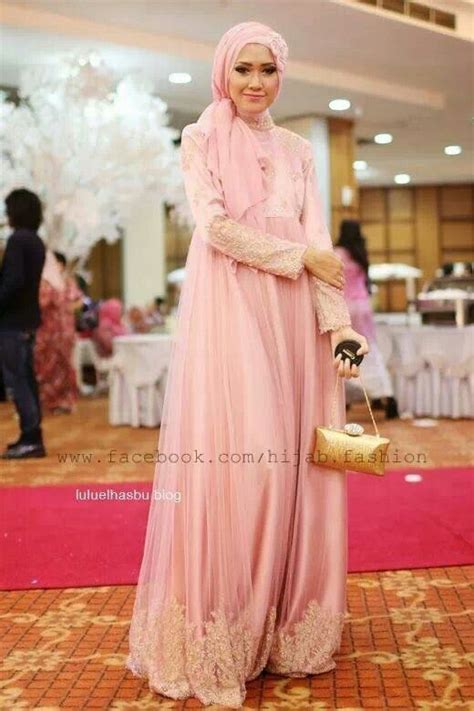 Dres Gamis Muslimah Dress pin by nyla dade on dress code to be beautiful and pink dress