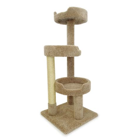 Kitchen Color Idea by New Cat Condos 50 Quot Premier Kitty Pad Cat Tree Amp Reviews