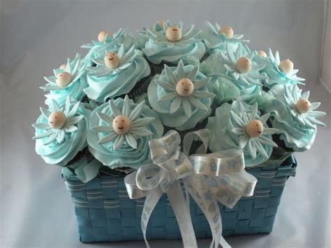baby shower cupcake bouquet cakecentral