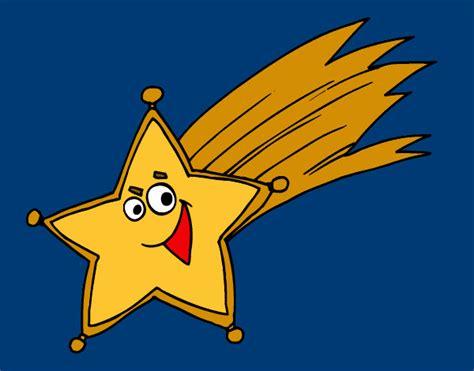 imagenes animadas de estrellas de navidad dibujos de estrellas fugaces imagui