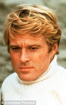who cut robert redfords hair in the movie the way we were robert redhead has redford 73 reached for the hair dye