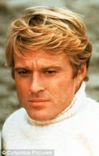 robert redford hair has redhead robert redford 73 reached for the hair dye