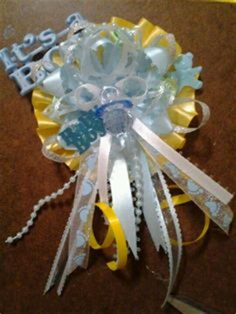 diy baby shower corsage 1000 images about babyshower corsages on