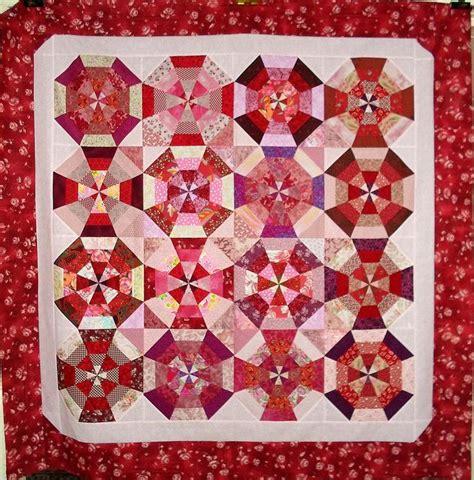 Kaleidoscope Patchwork Quilt - 185 best kaleidoscope quilts images on