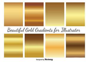 gold color in photoshop gold vector gradients free vector stock