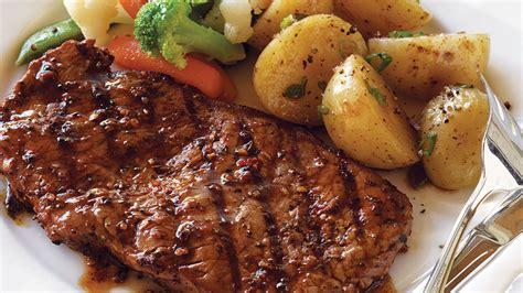Produk Nature Stek scientists create steak from vegetables