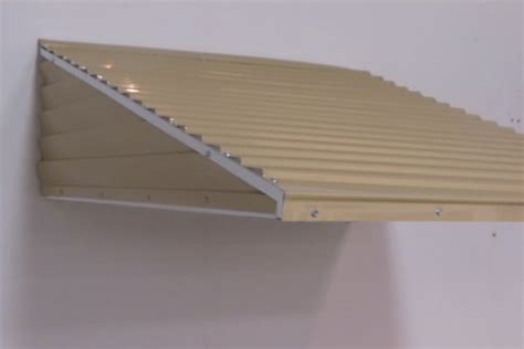 patio awning kit awning kit alumnium beige 46 wide x 36 droop x 15 sides high window front door patio
