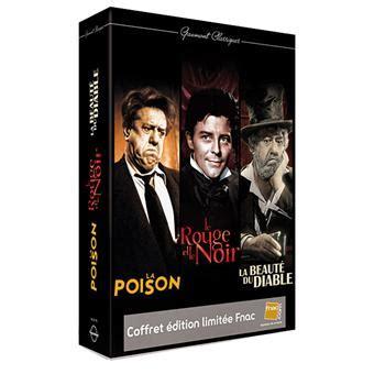 coffret rene clair coffret gaumont classiques 3 films edition sp 233 ciale fnac