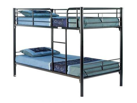 Houston Single Bunk Frame Vip Furniture La Z Boy Beds R Bunk Beds Cairns