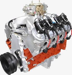 Chevrolet 5 3 Complete Crate Engine Chevy 427 Ls3 Ls7 Ls1 660 Horsepower Complete Crate Engine