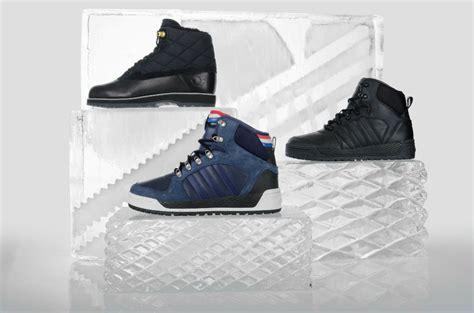 Adidas Navvy Boot Sepatu Sneakerscasualkantorkerja adidas originals winter navvy quilt boots fall winter 2012 sole collector