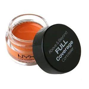 Nyx Concealer Jar nyx concealer jar orange cj13 ebay