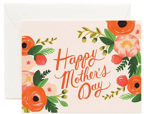 mom cards tabulous design mother s day cards from rifle paper co